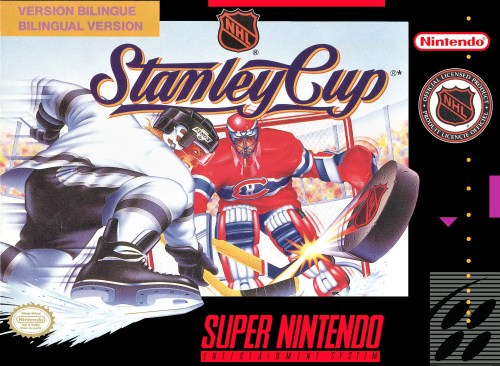 NHL Stanley Cup for Super Nintendo Entertainment System (SNES)