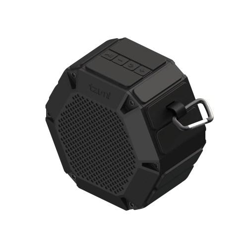 Tzumi AquaBoost Floating Waterproof Outdoor Speaker (Black)