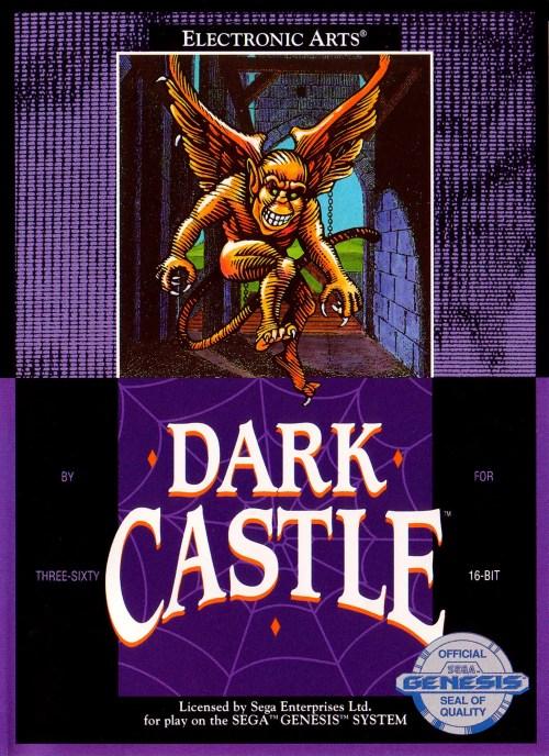 Dark Castle for Sega Genesis