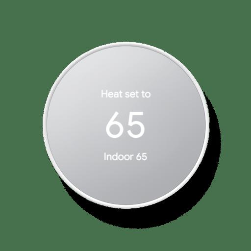 Google Nest Thermostat (Snow) (G4CVZ)