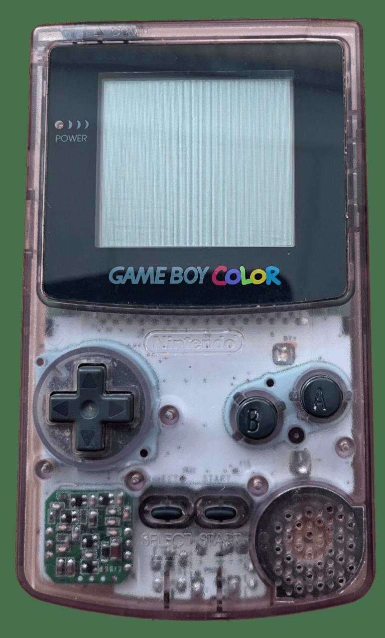 Nintendo Game Boy Color (Atomic Purple)