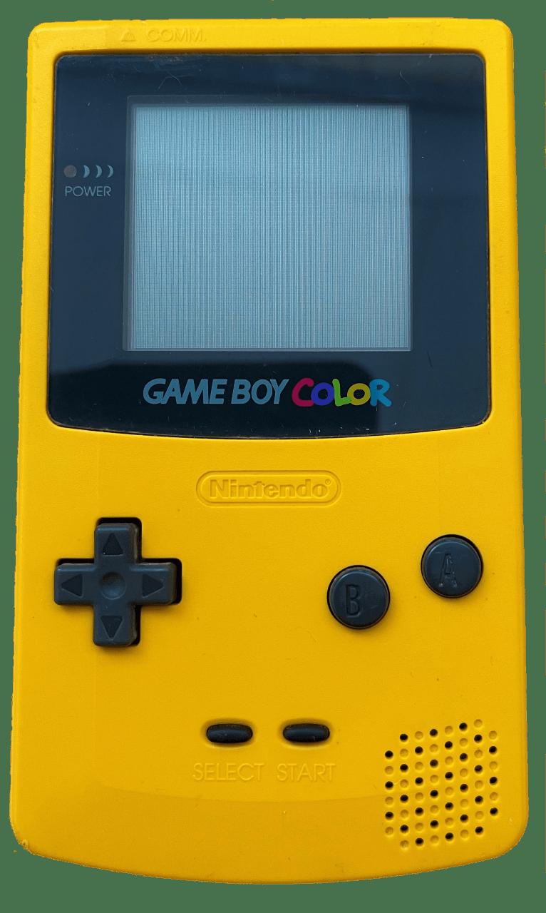 Nintendo Game Boy Color (Dandelion)