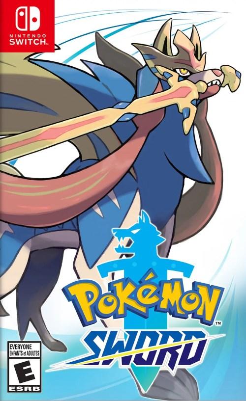 Pokémon Sword for Nintendo Switch