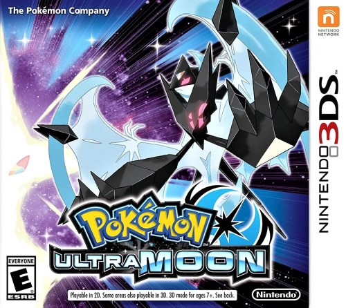 Pokémon Ultra Moon for Nintendo 3DS