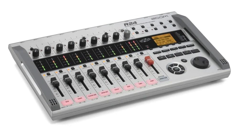 Zoom R24 Recorder/Interface/Controller/Sampler