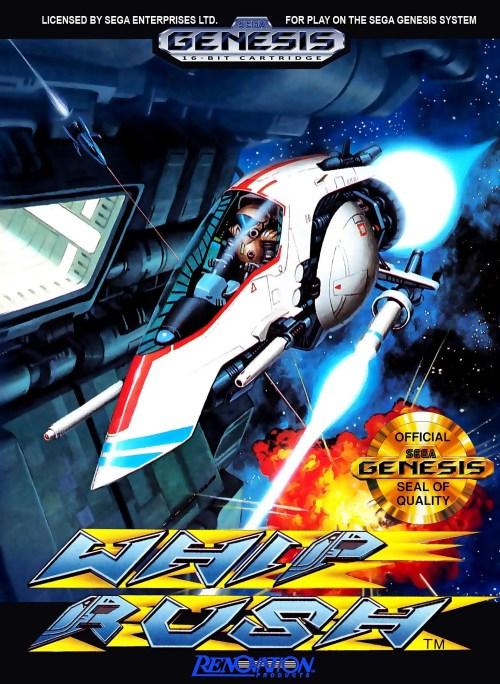 Whip Rush for Sega Genesis