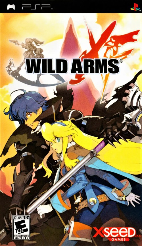Wild Arms XF for PSP