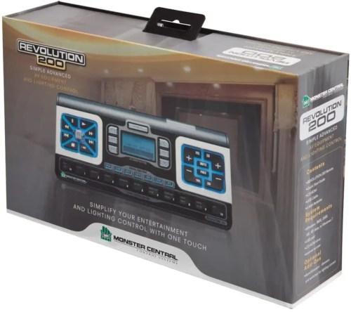 Monster Central Control Systems Revolution 200 AV Equipment & Lighting Control
