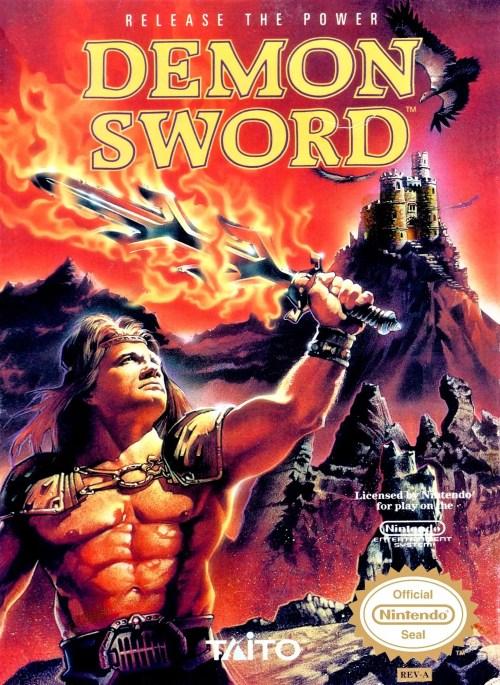 Demon Sword for Nintendo Entertainment System (NES)