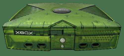Microsoft Xbox (Limited Edition Translucent Green)