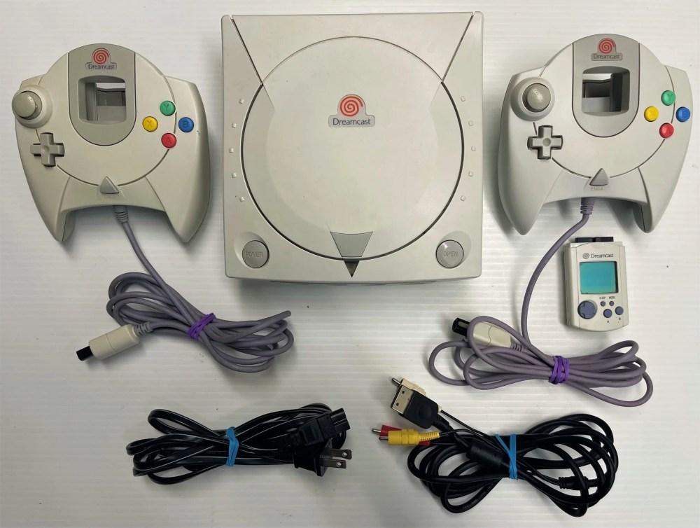 SEGA Dreamcast (HKT-3020)