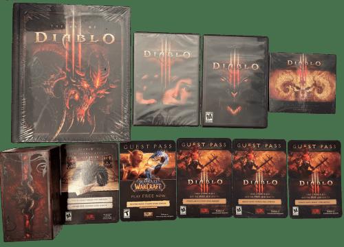 Diablo III (Collector's Edition) for PC