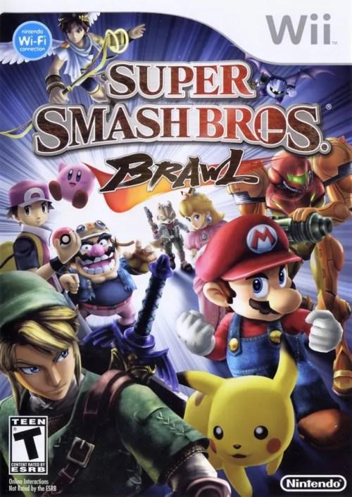 Super Smash Bros. Brawl for Wii
