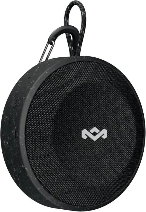 House of Marley No Bounds Portable Bluetooth Speaker (Black) (EM-JA015-SB)
