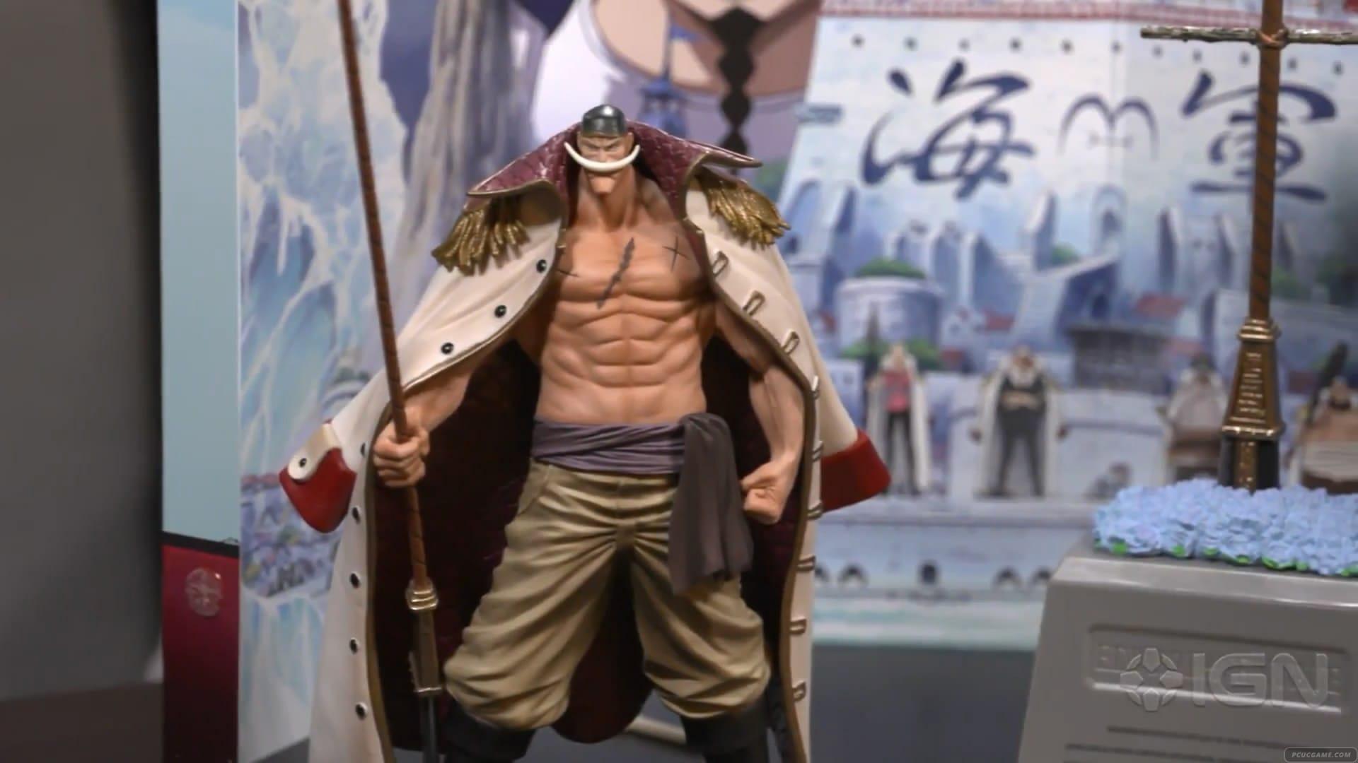 《海賊王:燃燒熱血》典藏版開箱 霸氣白鬍子登場 | 蝦米攻略網