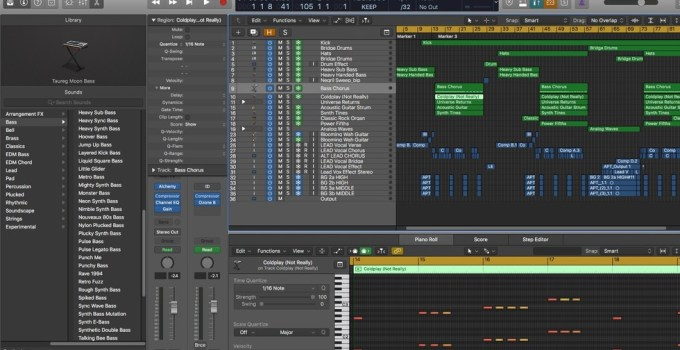 Logic Pro X for PC – Free Download On Windows 7/8/10