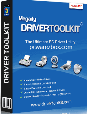Driver Toolkit 8.6.0.1 Crack with Serial Key 2020