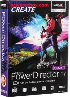PowerDirector Crack Key