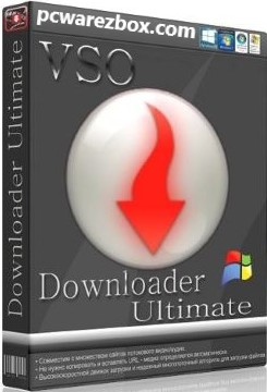 VSO Downloader Ultimate 5.0.1.61 Crack Full Keys 2019