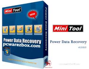 MiniTool Power Data Recovery 8.6 Crack Key 2019