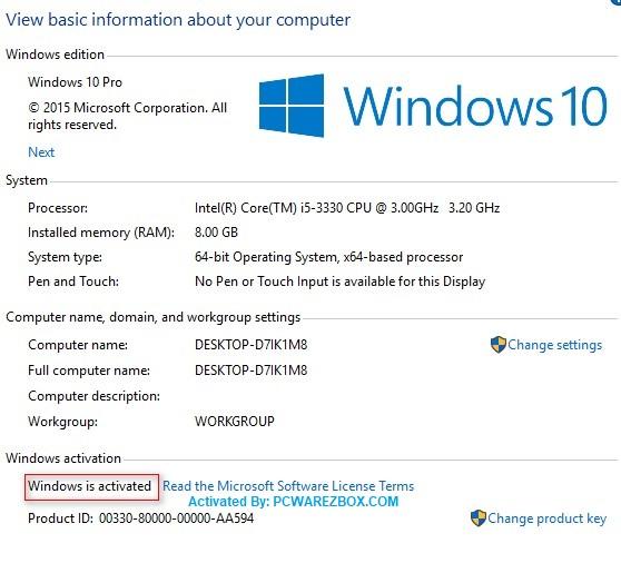 Windows 10 Activator Cracked 2020