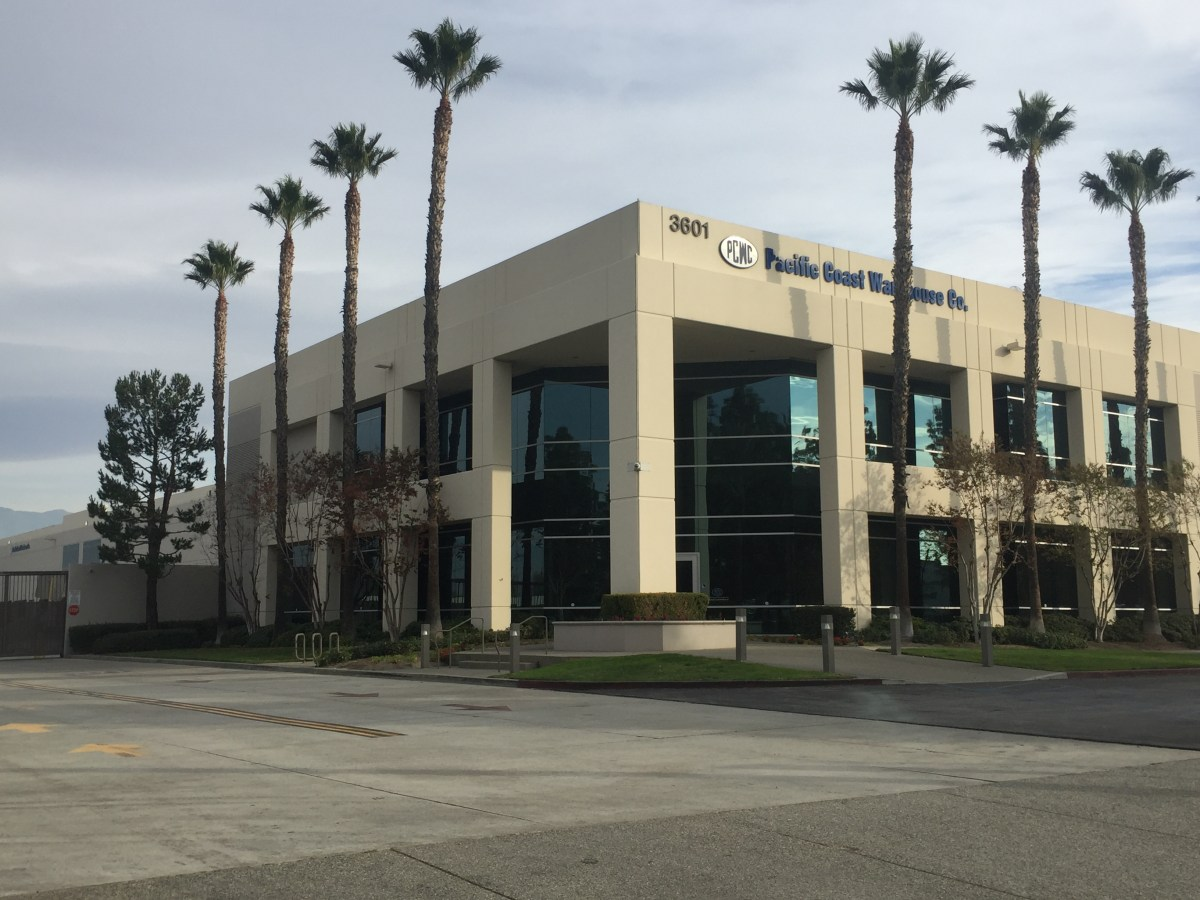 Pacific Coast Warehouse Company – Moving Product to Market