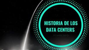Historia de los data centers o centros de datos, blog pcweb.info