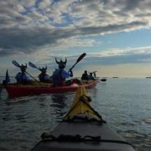 Vogalonga 2016- 27: ... die Wikinger brechen auf nach Venedig.