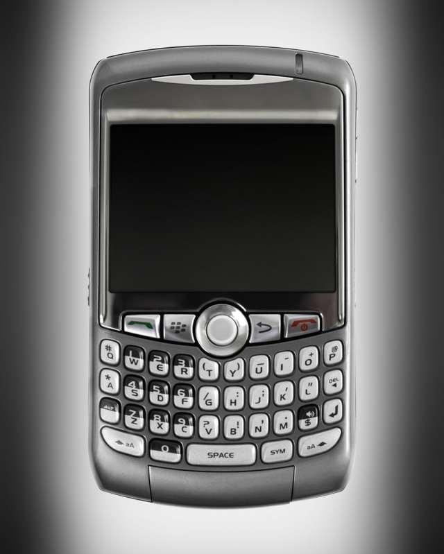 BlackBerry Curve, 2007