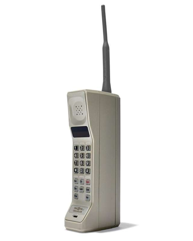 Motorola DynaTAC, 1984