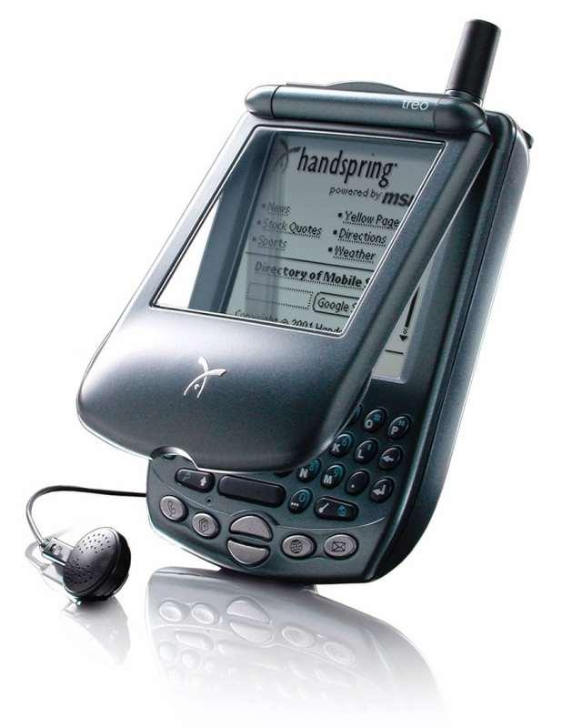 Treo 180, 2002