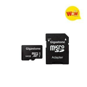 Memoria Micro SD GigaStone 64GB U1 Class10