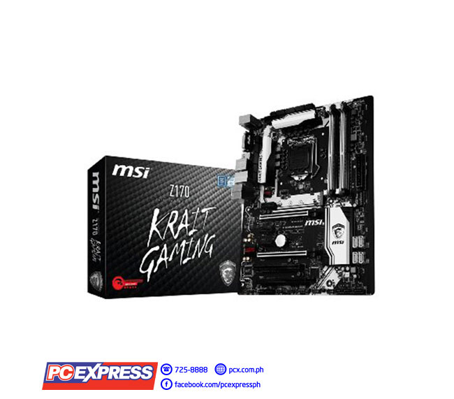 MSI 970 GAMING AMD 970 and SB950 AM3+/AM3 ATX MOTHERBOARD