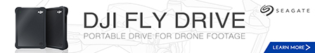 Seagate DJI Fly Drive