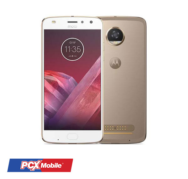 HELLO MOTO MOTO Z2 PLAY GOLD