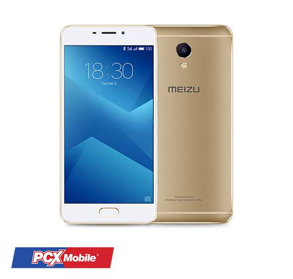 Meizu M5 Note Gold