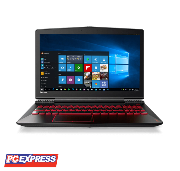 "Lenovo Legion Y520-15IKB 80WK00V6PH Intel Core i7 15.6"" GeForce GTX1050Ti Windows 10 Laptop (Black)"