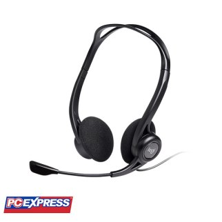 Logitech H370 Usb Headset With Noise Canceling Microphone Pc Express