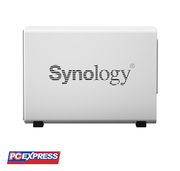 Synology DiskStation DS-218J 2-Bay NAS | PC Express