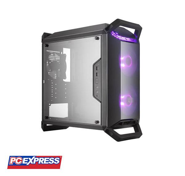 Cooler Master MasterBox Q300P RGB MCB-Q300P-KANN-S02 Black CPU Casing
