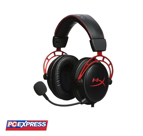 Kingston Hyper X Cloud Alpha Red Gaming Headset