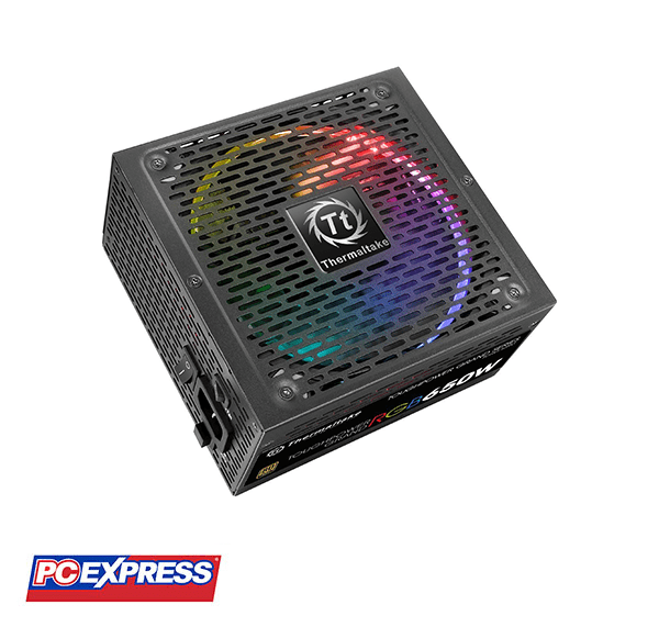 Thermaltake Toughpower Grand RGB 650W 80+ Gold Modular Power Supply