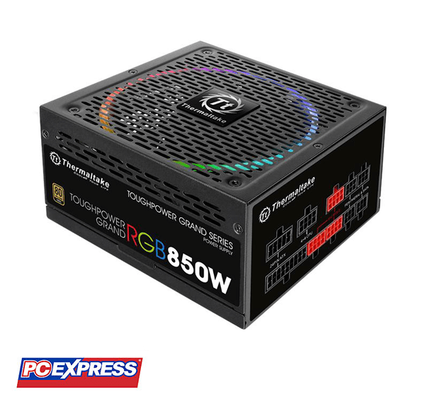 Thermaltake Toughpower Grand RGB 850W 80+ Gold Modular Power Supply