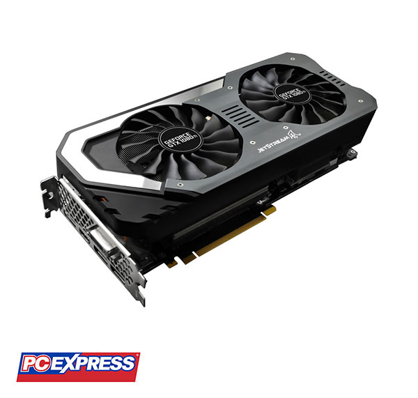 Palit GeForce GTX 1080Ti Super JetStream 11GB DDR5 RGB Graphics Card