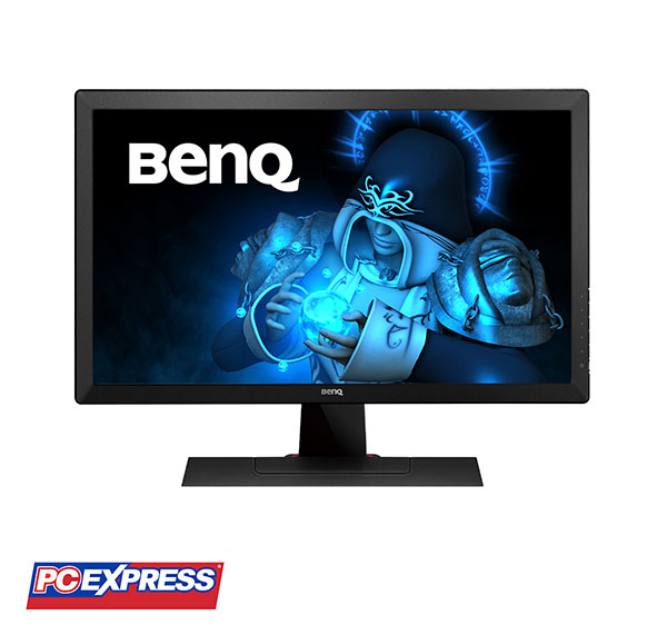 "BenQ RL2455HM Widescreen Flicker-free 24"" Gaming Monitor (Black)"