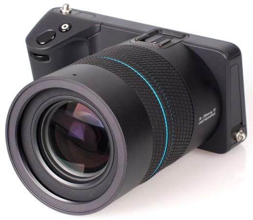 Lichtfeld Kamera