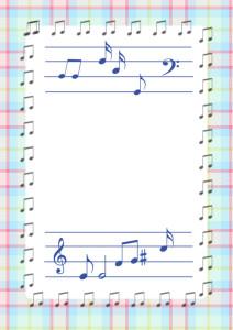音符フレーム