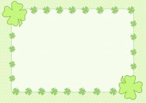 黄緑のフレーム5