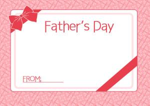 父の日カード5