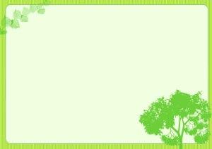 新緑フレーム1